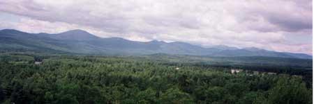 View From Jockey Cap