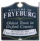 Welcome to Fryeburg